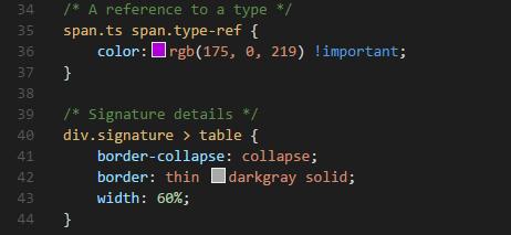 آشنایی با دستورات زبان CSS