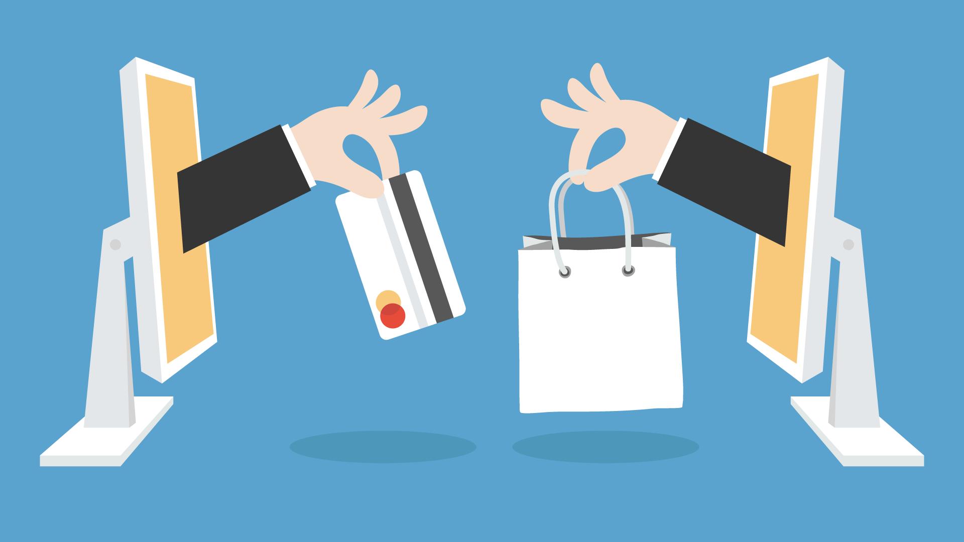 فروشگاه آنلاین چیست؟